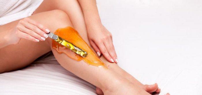 Шугаринг поможет добиться идеальной гладкости кожи