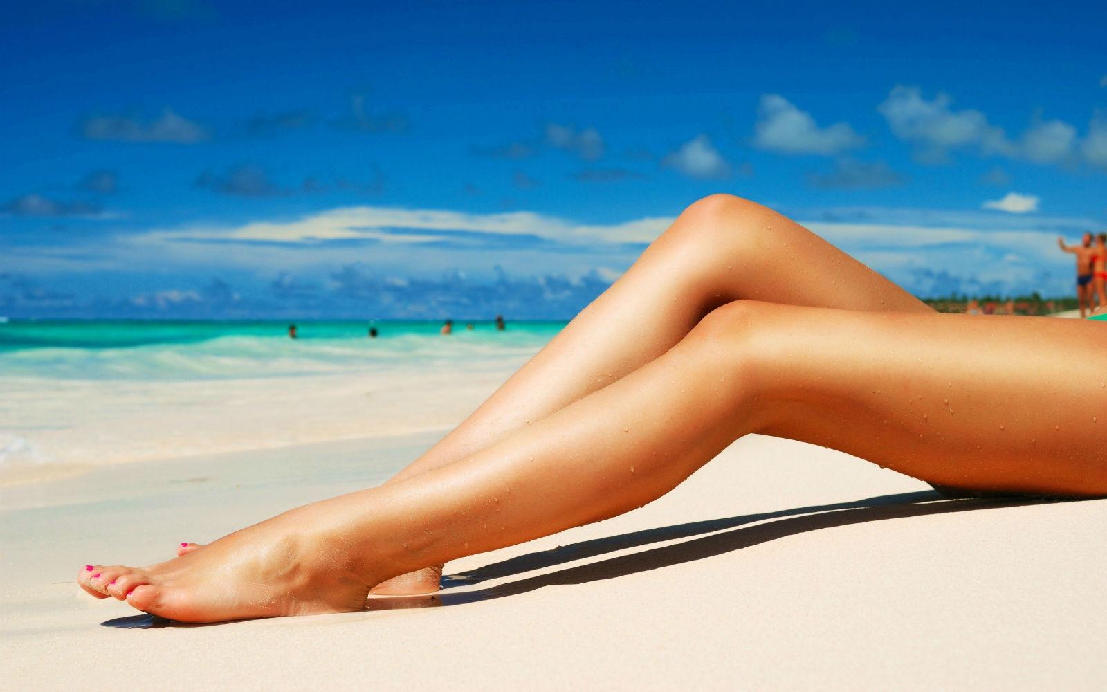 Гладкая кожа: депиляция восковыми полосками