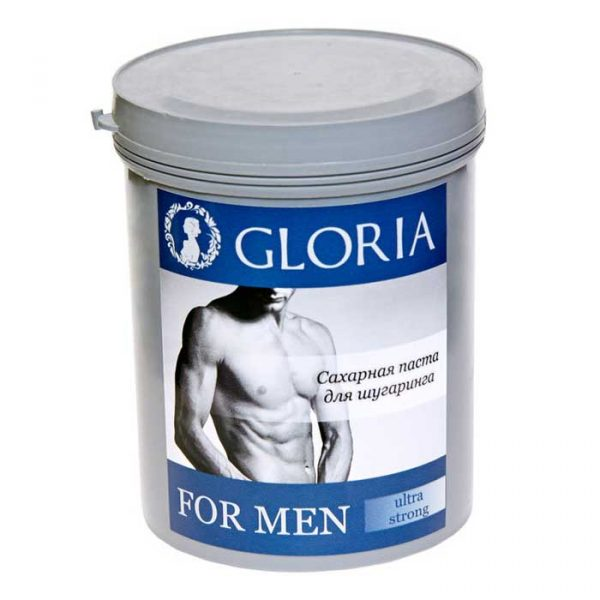 Сахарная паста Gloria for men