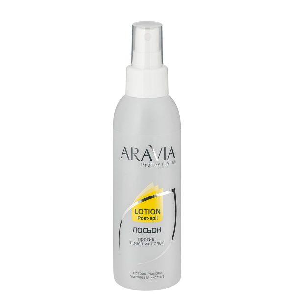 Лосьон Post-epil против вросших волос от Aravia