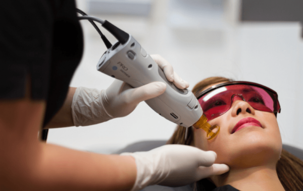 Эпиляция александритовым лазером на лице