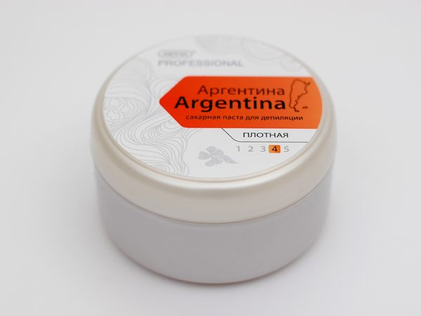 Плотная паста «Аргентина» от фирмы «Аюна»