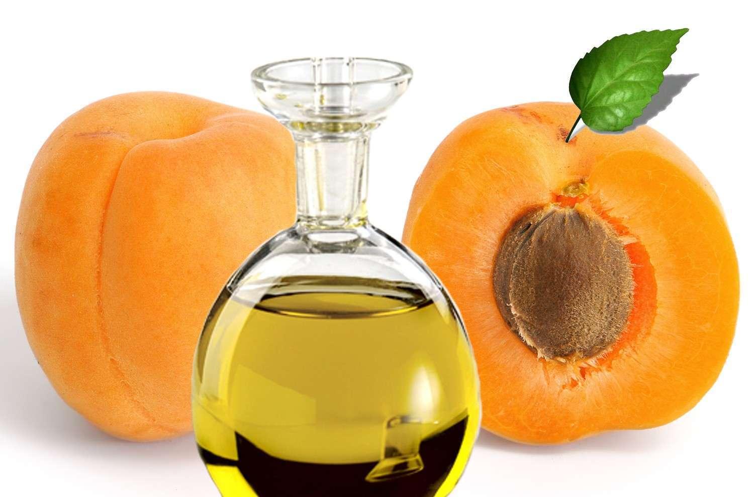Свойства и применение абрикосового масла для волос