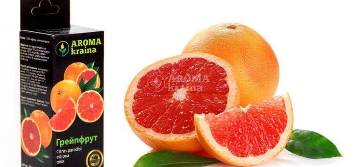масло грейпфрута