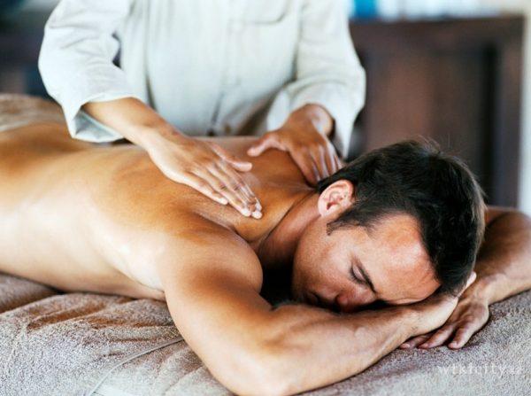 Мужской массаж