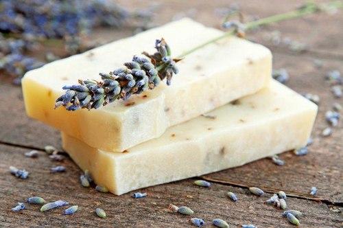 Мыло из масла кокоса