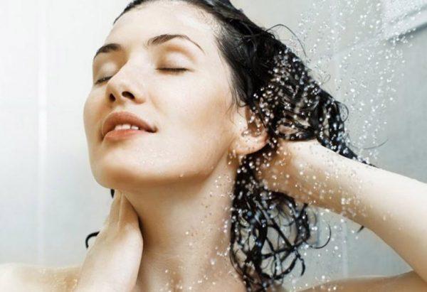 Ополаскивание после бани