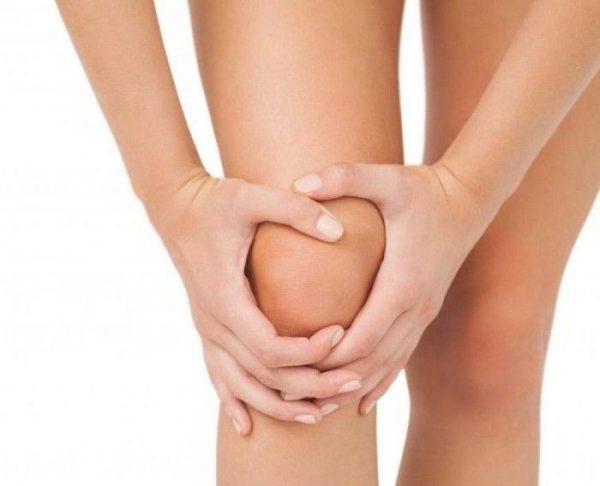 Женские колени