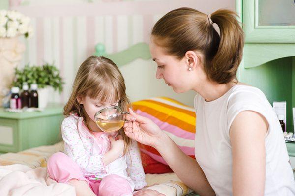 Как дать касторку ребёнку