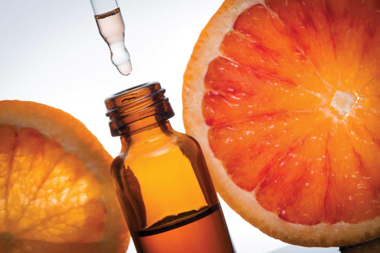 Эфирное масло апельсина для красоты и здоровья волос