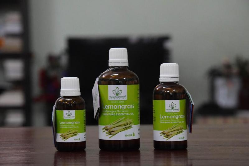 Эфирное масло лемонграсса — свойства и применение