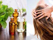 эфирное масло мяты для волос