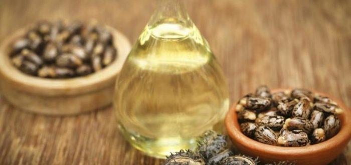 касторовое масло - масло из семян клещевины