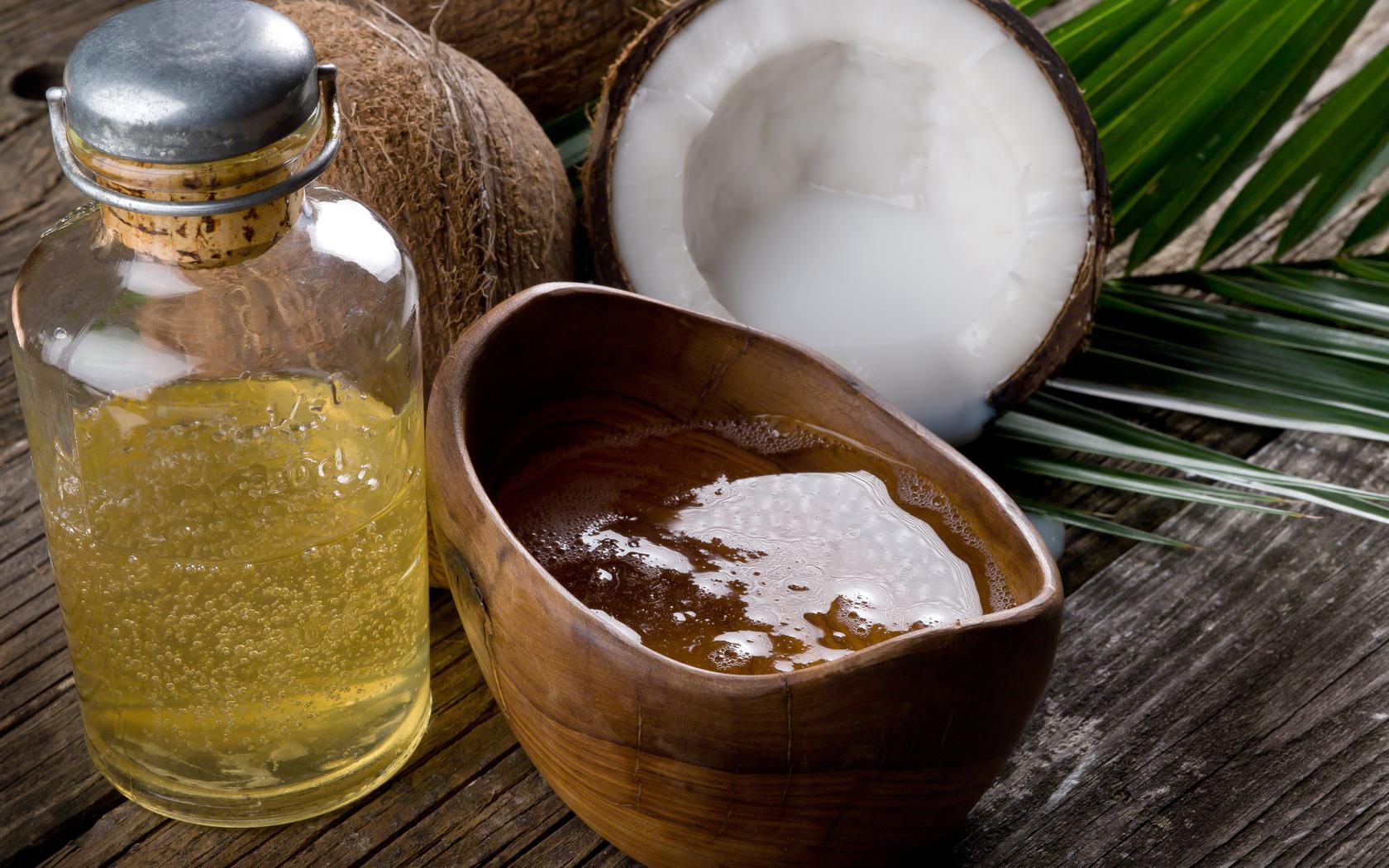 Применение кокосового масла для кожи тела
