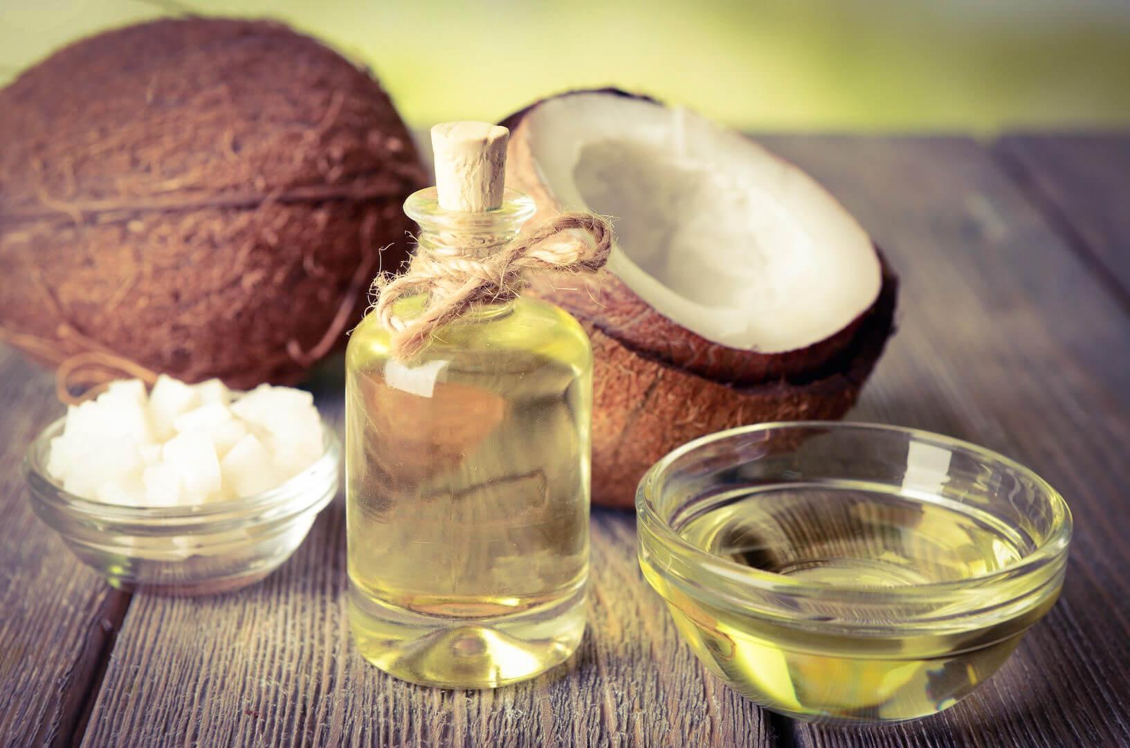 Как сделать волосы красивыми и здоровыми при помощи кокосового масла