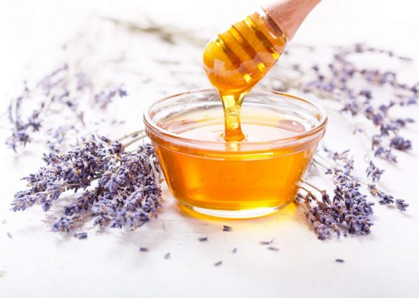 Лаванда и мёд