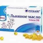 Льняное масло от «Рускапс»