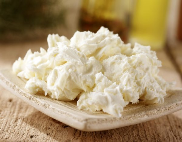 Мягкий творожный сыр