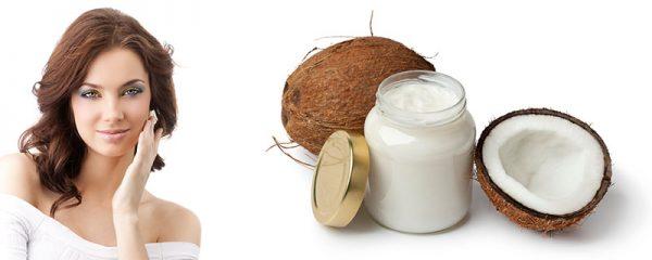 Масло кокоса в уходе за лицом