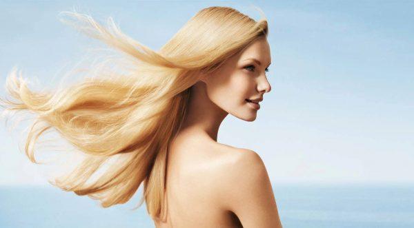 свежесть волос в летнюю жару