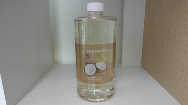 Упаковка кокосового масла