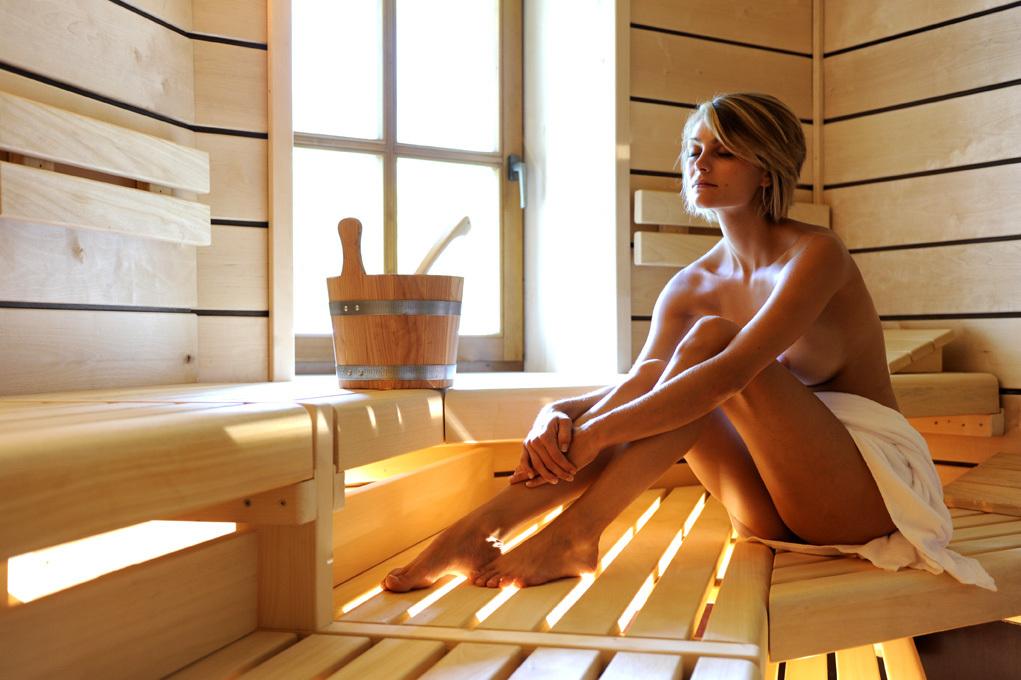 Красивое видео в бане сауне