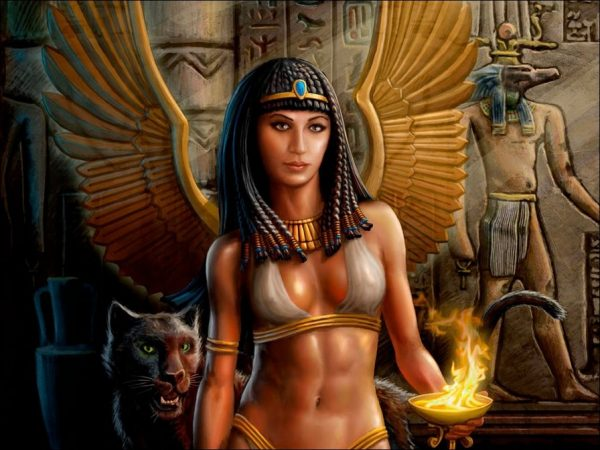 Изображение Клеопатры