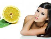 Лимон и волосы