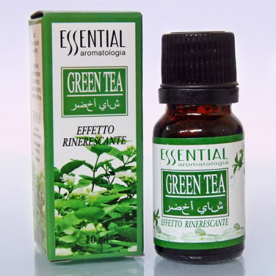 Масло зелёного чая