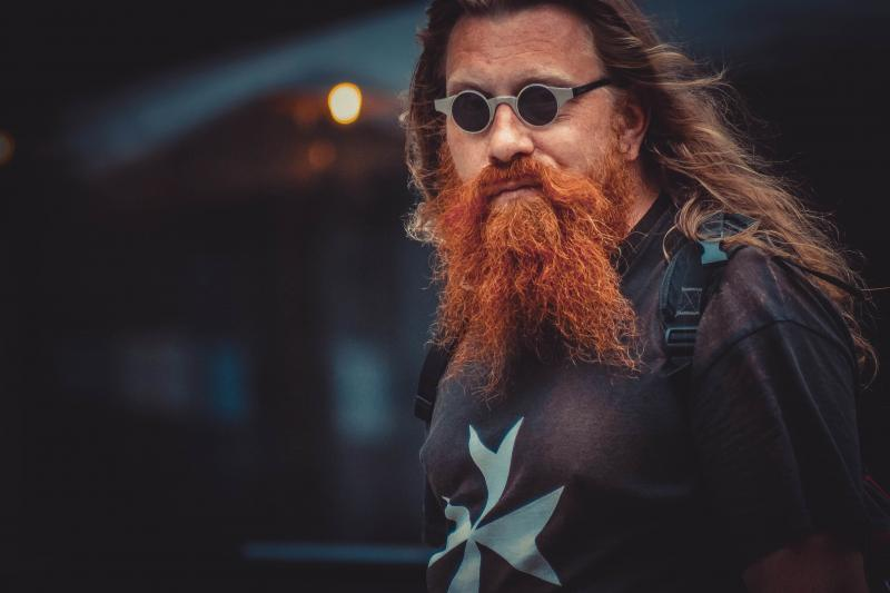 Как отрастить шикарную бороду с помощью репейного масла