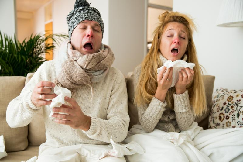 Использование эфирных масел при простуде