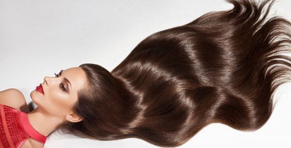 шикарные ухоженные волосы