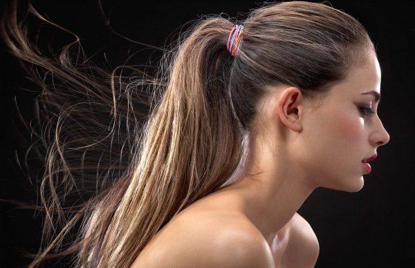 статическое электричество на волосах