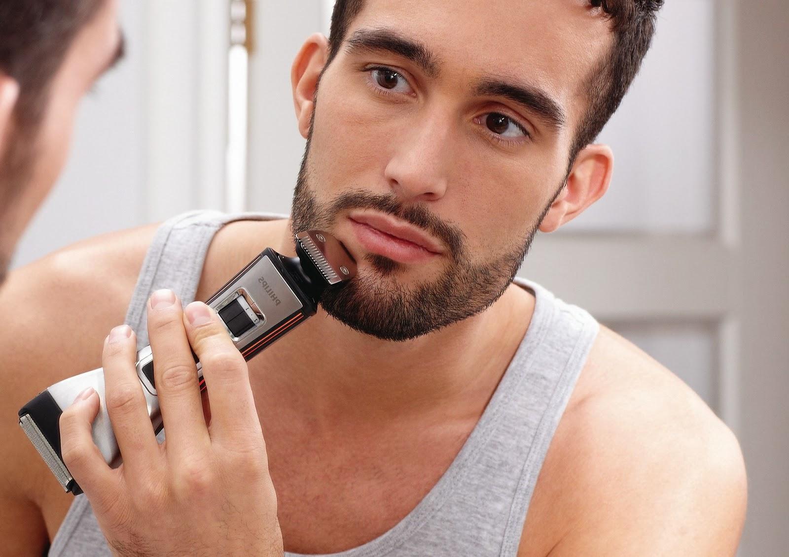 Как выбрать и использовать триммер для бороды и усов