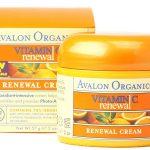 Крем для лица Avalon Organics Vitamin C Renewal Cream
