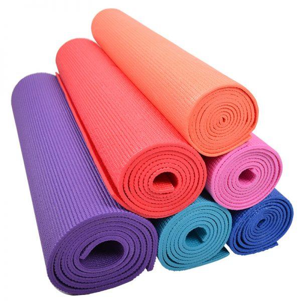 Коврики для занятий фитнесом