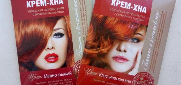 Крем-хна Фитокосметик