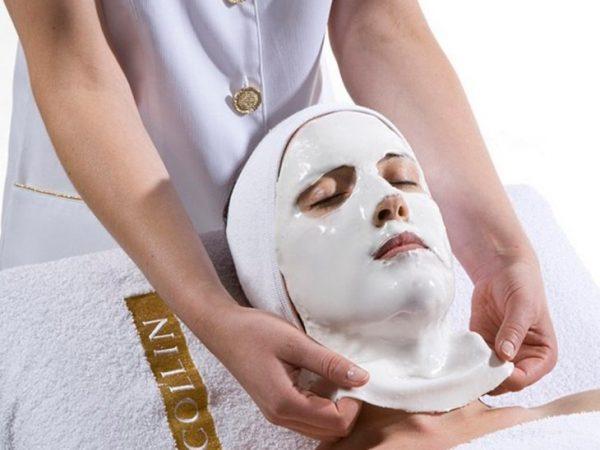 Альгинатная маска с лифтинг-эффектом