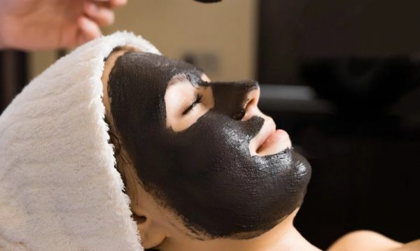 Альгинатная маска с термальной грязью