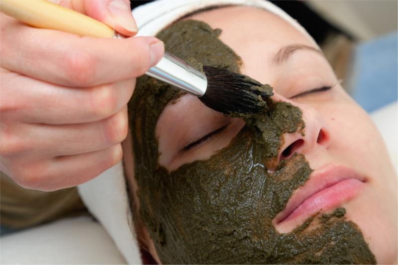 Ламинария — целебное средство для молодости и здоровья кожи лица