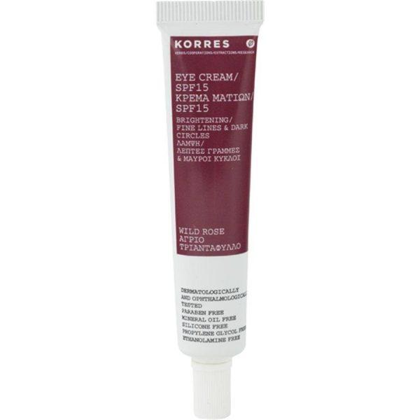 Eye Cream SPF-15 от Korres