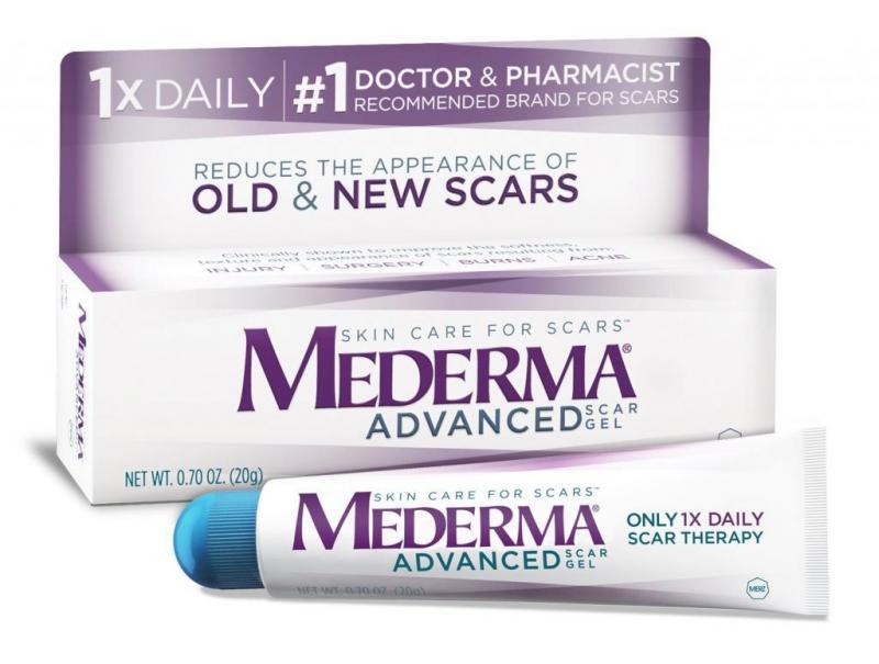 Гель Медерма: эффективный способ регенерации кожи