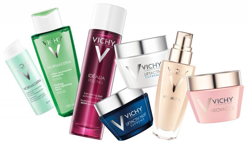 Косметика для лицаVichy: обзор наиболее эффективных продуктов
