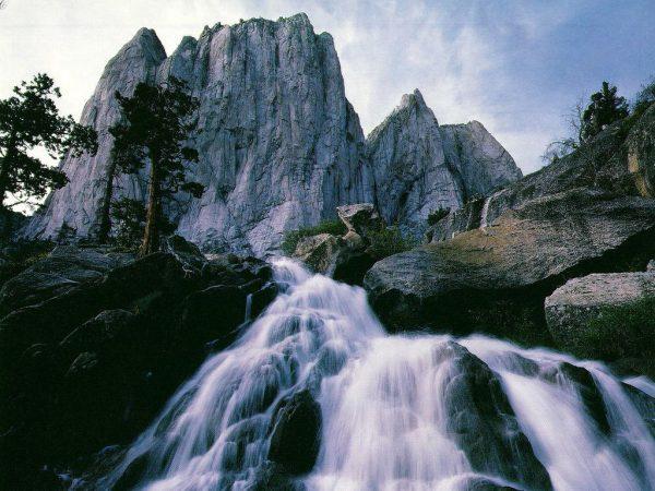 Источник в горах