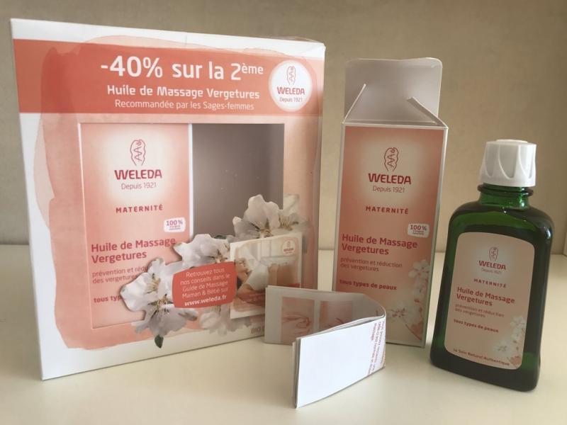 Как использовать масло для профилактики растяжек Weleda