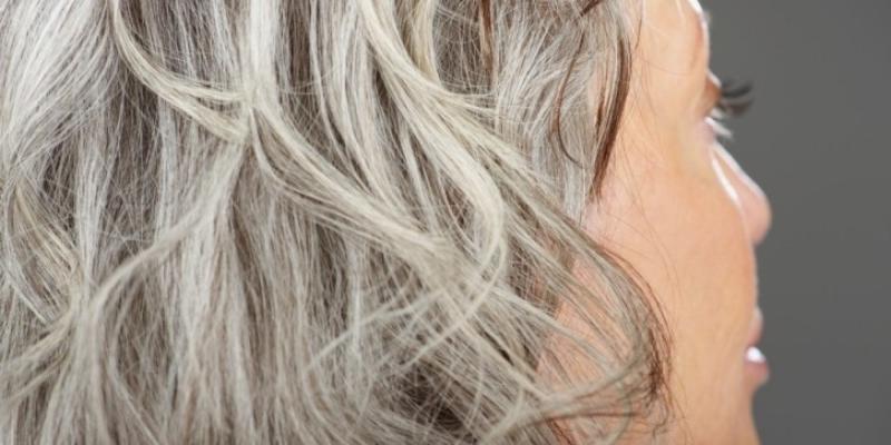 Средство для восстановления седых волос