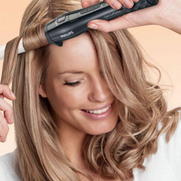 Укладка волос