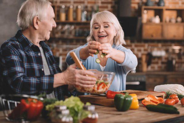 Питание после 50 лет