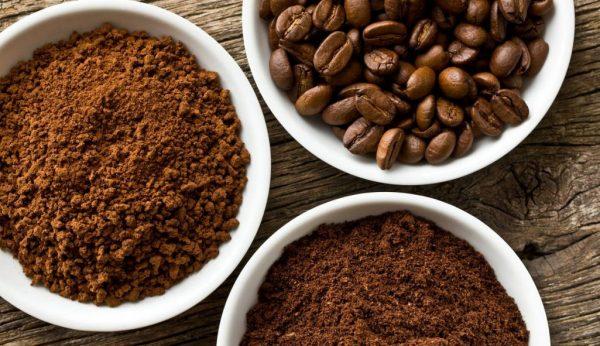 Натуральное кофе