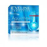 Глубоко регенерирующий крем-сыворотка против морщин 45+ от Eveline Cosmetics
